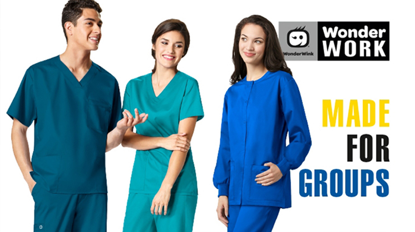 Alameda Medical Scrubs